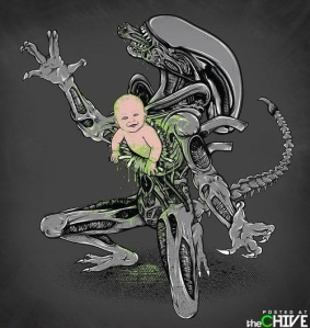 Alt ending to Alien Isolation
